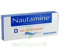 NAUTAMINE, comprimé sécable à Cavignac