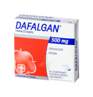 DAFALGAN 500 mg Comprimés effervescents sécables Film/16 à Cavignac