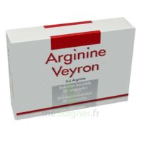 ARGININE VEYRON, solution buvable en ampoule à Cavignac