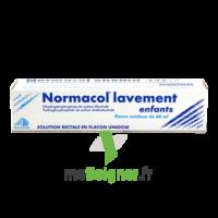 NORMACOL LAVEMENT ENFANTS, solution rectale, récipient unidose à Cavignac