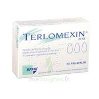 TERLOMEXIN 200 mg, capsule molle vaginale à Cavignac