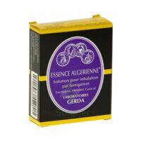 ESSENCE ALGERIENNE, solution pour inhalation par fumigation à Cavignac