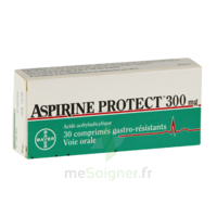 ASPIRINE PROTECT 300 mg, comprimé gastro-résistant à Cavignac