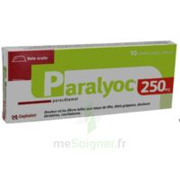 PARALYOC 250 mg, lyophilisat oral à Cavignac