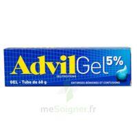 ADVILGEL 5 %, gel à Cavignac