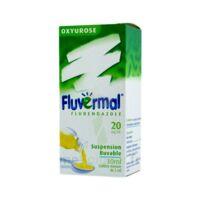 FLUVERMAL 2 POUR CENT, suspension buvable à Cavignac