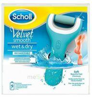 Scholl Velvet Smooth Wet&Dry Râpe électrique rechargeable à Cavignac