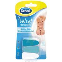 Scholl Velvet Smooth Ongles Sublimes kit de remplacement à Cavignac