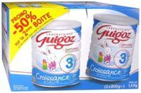 GUIGOZ LAIT CROISSANCE 3 2X800GR à Cavignac