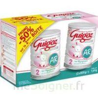 GUIGOZ LAIT EXPERT AR2 LOT DE 2X800GR à Cavignac