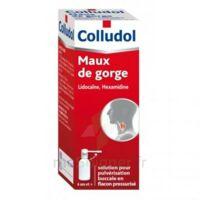 Colludol Solution Pour Pulvérisation Buccale En Flacon Pressurisé Fl/30 Ml + Embout Buccal à Cavignac
