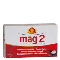 MAG 2 100 mg, comprimé  B/120 à Cavignac