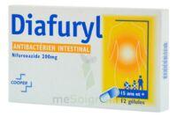 DIAFURYL 200 mg, gélule à Cavignac