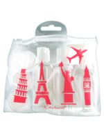 Kit flacons de voyage à Cavignac
