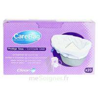 Care Bag Sac Hygiénique Pour Seau/chaise Percée à Cavignac