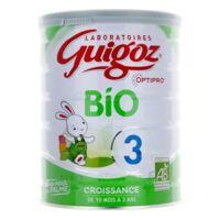 Guigoz Bio Croissance De 10 Mois à 3 Ans à Cavignac