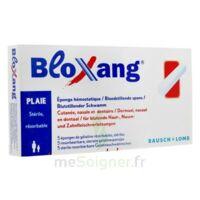 BLOXANG Eponge de gélatine stérile hémostatique B/5 à Cavignac