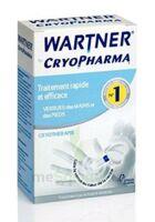 WARTNER BY CRYOPHARMA Kit cryothérapie verrues mains pieds Aéros/50ml+pansement à Cavignac