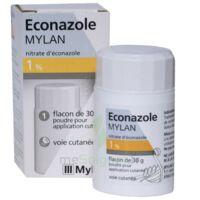 ECONAZOLE MYLAN 1 % Pdr appl cut Fl/30g à Cavignac