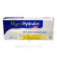 Mycohydralin 500 Mg, Comprimé Vaginal à Cavignac