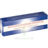 BRONCHODERMINE, pommade à Cavignac