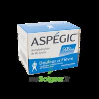 Aspegic 500 Mg, Poudre Pour Solution Buvable En Sachet-dose 20 à Cavignac