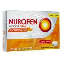 NUROFEN 200 mg, comprimé orodispersible à Cavignac
