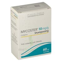 Mycoster 10 Mg/g Shampooing Fl/60ml à Cavignac