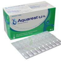 AQUAREST 0,2 %, gel opthalmique en récipient unidose à Cavignac
