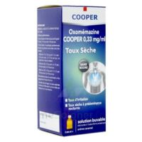 Oxomemazine H3 Sante 0,33 Mg/ml Sans Sucre, Solution Buvable édulcorée à L'acésulfame Potassique