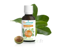 Puressentiel Huiles Végétales - HEBBD Macadamia BIO** - 30 ml à Cavignac