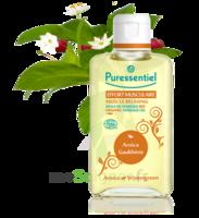 Puressentiel Articulations & Muscles Huile de massage BIO** Effort Musculaire - Arnica - Gaulthérie - 100 ml à Cavignac