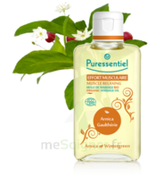 Puressentiel Articulations & Muscles Huile de massage BIO** Effort Musculaire - Arnica - Gaulthérie - 200 ml à Cavignac