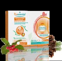 Puressentiel Articulations & Muscles Patchs Chauffants Articulations & Muscles aux 14 Huiles Essentielles Bas du dos - 2 Patchs à Cavignac