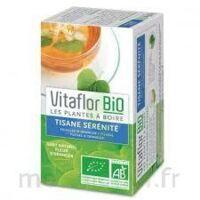 Vitaflor Bio Tisane Serenité à Cavignac
