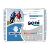 SENI ACTIVE Slip élastique absorbant extra large à Cavignac