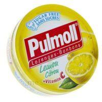 PULMOLL Pastilles citron B/45g à Cavignac