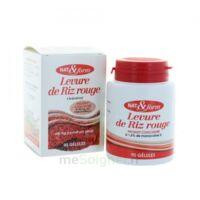 NAT&FORM EXPERT Levure de riz rouge Gélules B/90 à Cavignac