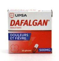 DAFALGAN 500 mg Gélules 2plq/8 (16) à Cavignac