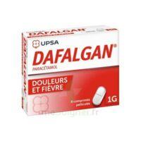 Dafalgan 1000 Mg Comprimés Pelliculés Plq/8 à Cavignac