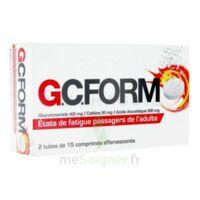 GCFORM, comprimé effervescent à Cavignac