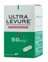 ULTRA-LEVURE 50 mg Gélules Fl/50 à Cavignac