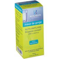 Alfa-amylase Biogaran Conseil 200 U.ceip/ml, Sirop à Cavignac