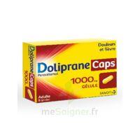 DOLIPRANECAPS 1000 mg Gélules Plq/8 à Cavignac
