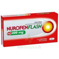 NUROFENFLASH 400 mg Comprimés pelliculés Plq/12 à Cavignac