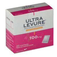 ULTRA-LEVURE 100 mg Poudre pour suspension buvable en sachet B/20 à Cavignac