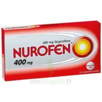 NUROFEN 400 mg Comprimés enrobés Plq/12 à Cavignac