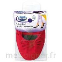 Scholl Pocket Ballerine Rouge Taille 35 à Cavignac