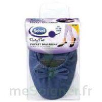 Scholl Pocket Ballerine Bleu Taille 39/40 à Cavignac