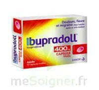 IBUPRADOLL 400 mg Caps molle Plq/10 à Cavignac